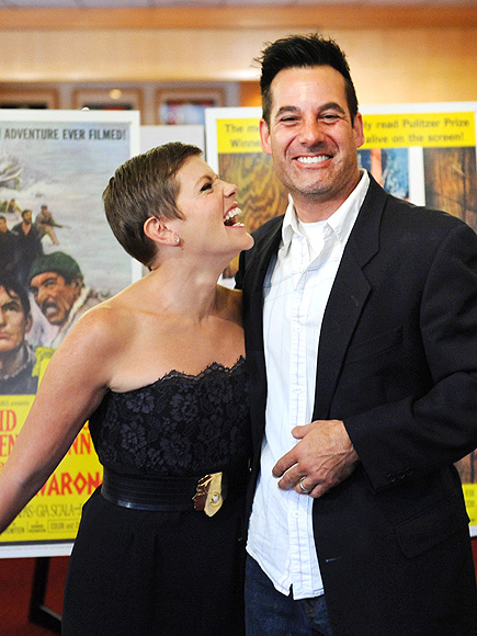 NATALIE & ADRIAN: 15 YEARS photo | Adrian Pasdar, Natalie Maines