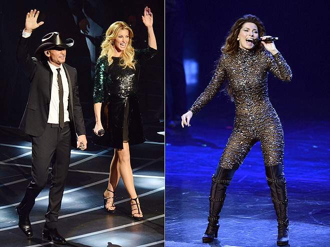 TAKING VEGAS photo | Faith Hill, Shania Twain, Tim McGraw