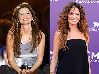 Then & Now: Shania Twain at the ACMs After 10-Year Break | Shania Twain