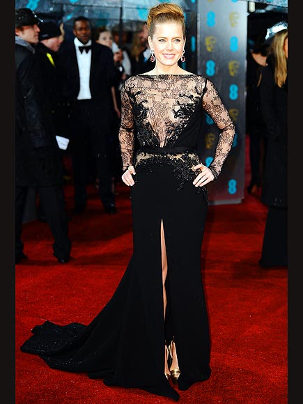 AMY ADAMS AT THE BAFTAS photo | Amy Adams