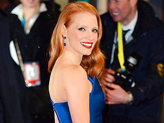 The Best Dressed at BAFTA | Jessica Chastain