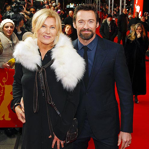 SUPPORT SYSTEM photo | Hugh Jackman