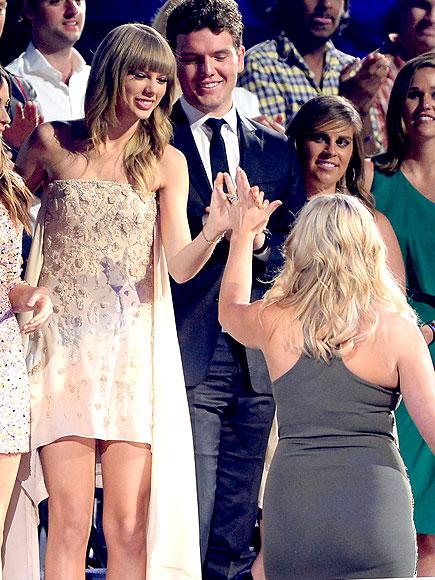 UP TOP   photo | Miranda Lambert, Taylor Swift