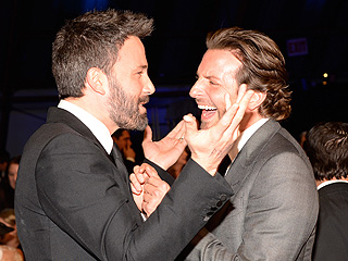 Inside Fun at Critics&#39; Choice | Ben Affleck, Bradley Cooper
