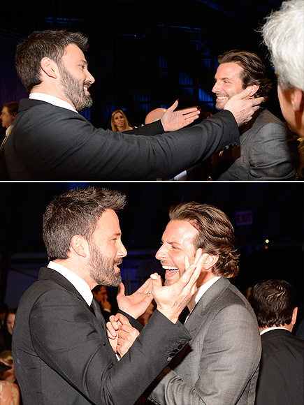 BUDDY SYSTEM  photo | Ben Affleck, Bradley Cooper