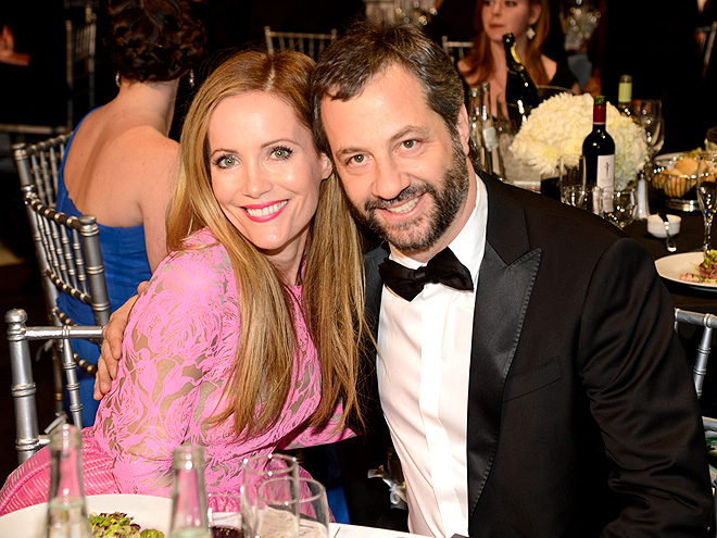 SMART MOUTH photo | Judd Apatow, Leslie Mann
