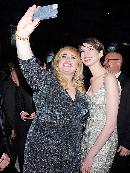 TAKING A SHOT photo | Anne Hathaway, Rebel Wilson