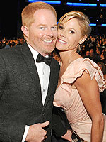 The 2013 Backstage Moments You Missed | Jesse Tyler Ferguson, Julie Bowen