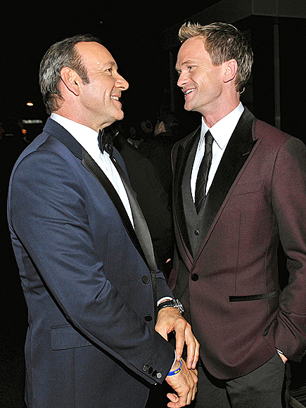 MEET & GREET photo | Kevin Spacey, Neil Patrick Harris