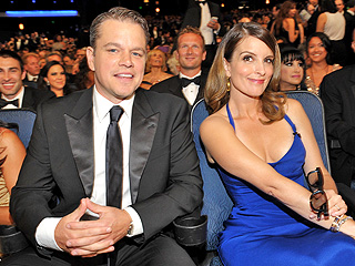 The Emmys Backstage Moments You Missed | Matt Damon