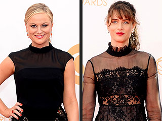 Trend Report: The Emmys Edition | Amanda Peet, Amy Poehler, Aubrey Plaza, Robin Wright