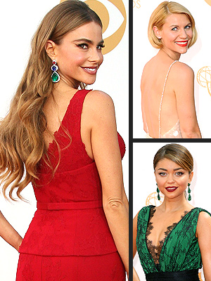 The Best Dressed Stars at Last Year's Emmys