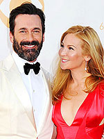 Sweet & Sexy! The Couples of the Night | Jennifer Westfeldt, Jon Hamm
