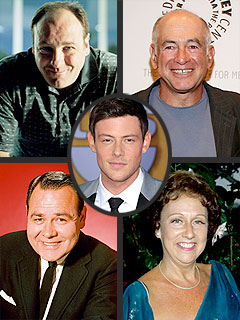 Stars Say Goodbye to Cory Monteith, James Gandolfini & More at the Emmys