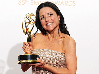 2013's Emmy Winners & Nominees | Julia Louis-Dreyfus