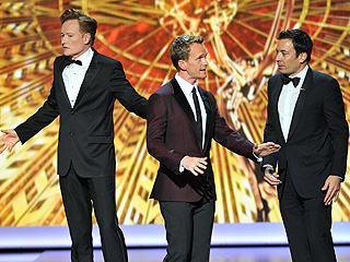 Relive NPH's Funniest Bits from Emmys | Conan O'Brien, Jane Lynch, Jimmy Fallon, Jimmy Kimmel, Neil Patrick Harris