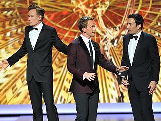 Relive NPH's Funniest Bits from Emmys | Conan O'Brien, Jane Lynch, Jimmy Fallon, Jimmy Kimmel, Neil Patrick Harris