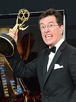 LOL! Emmys Quotes Worth Repeating | Stephen Colbert