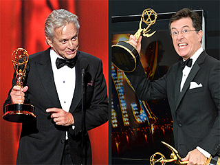 LOL! The Quotes Worth Repeating from Emmy Night | Stephen Colbert