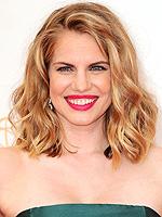 Anna Chlumsky Emmys 2013