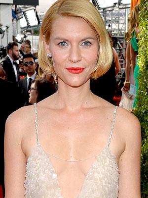 Claire Danes Emmys 2013