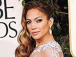 360&#186; of Golden Globes Glamour | Jennifer Lopez