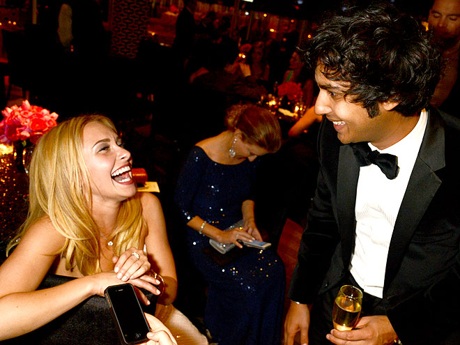 LAUGH TRACK photo | Hayden Panettiere, Kunal Nayyar