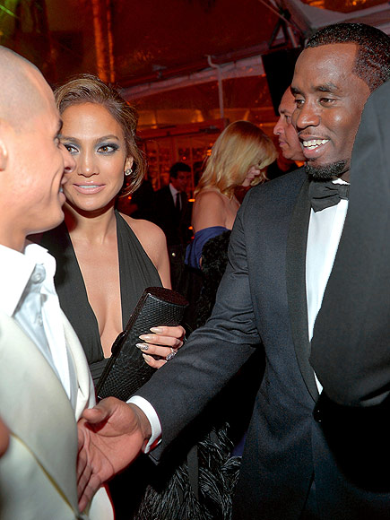 EX FACTOR photo | Casper Smart, Jennifer Lopez, Sean P. Diddy Combs