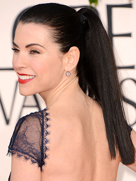 BEST PONYTAIL photo | Julianna Margulies