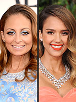 The Golden Globes Beauty Awards | Nicole Richie