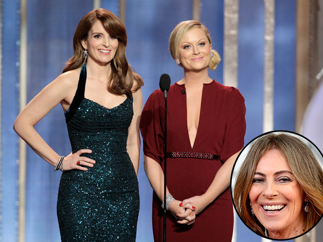  photo | Amy Poehler, Kathryn Bigelow, Tina Fey