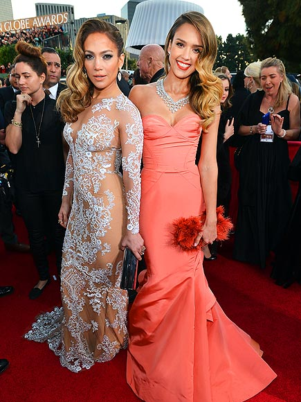 HAIR, HAIR! photo | Jennifer Lopez, Jessica Alba