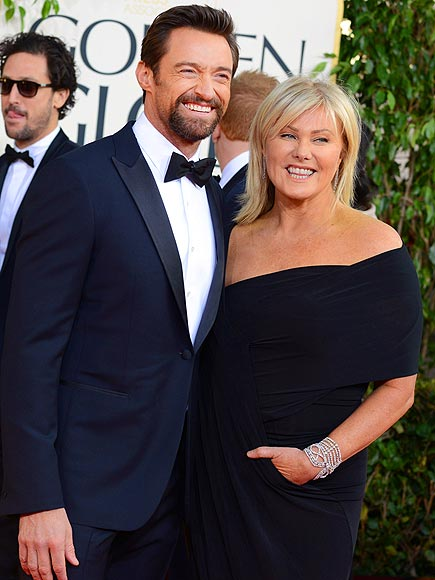HUGH & DEBORRA photo | Hugh Jackman