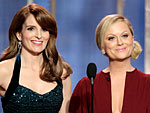 No One Was Safe! The Funniest Bits from Tina & Amy Hosting the Globes | Amy Poehler, Tina Fey