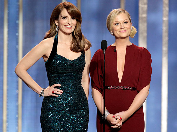 Tina Fey and Amy Poehler Hilariously Take Down James Franco and James Cameron