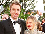 What Kristen Bell Really Wanted to Wear to the Golden Globes | Dax Shepard, Kristen Bell