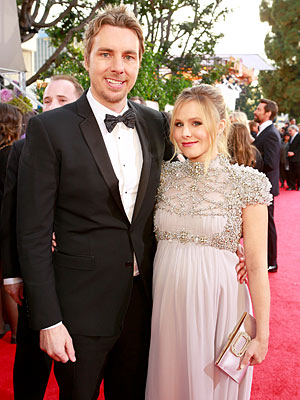 Golden Globes: Kristen Bell Really Wanted to Wear