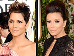 It&#39;s Halle Berry vs. Eva Longoria and the Thigh&#39;s the Limit | Eva Longoria, Halle Berry