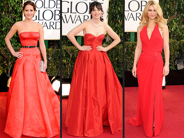 Golden Globes 2013