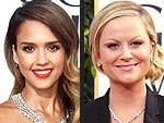 Wowsa! Style Surprises at the Globes | Jessica Alba