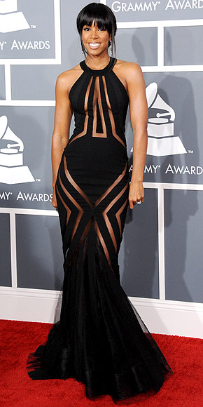 KELLY ROWLAND AT THE GRAMMYS photo | Kelly Rowland