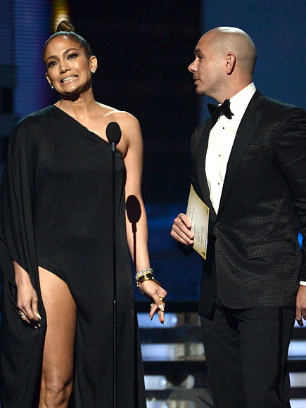 photo | Jennifer Lopez, Pitbull