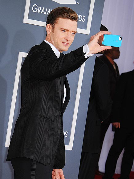 SNAP TO IT photo | Justin Timberlake