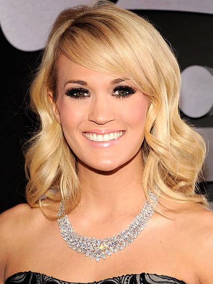 CARRIE'S LASHES photo | Carrie Underwood