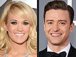 Relive All the Grammy One-Liners & Tweets | Carrie Underwood, Justin Timberlake