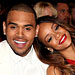 Rihanna & Chris Brown Cuddle Together at the Grammys