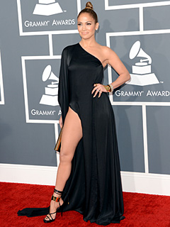 PHOTO: Jennifer Lopez Walks All Over Grammys Dress Code | Jennifer Lopez