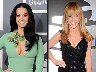 Who Violated the Grammys Dress Code? | Kathy Griffin, Katy Perry