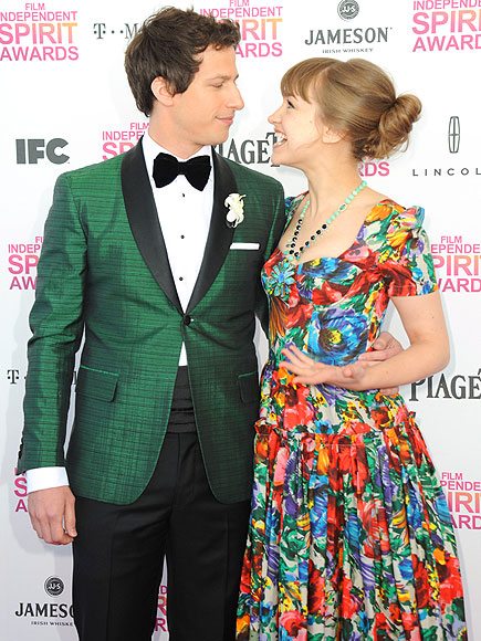 ANDY SAMBERG & JOANNA NEWSOM photo | Andy Samberg