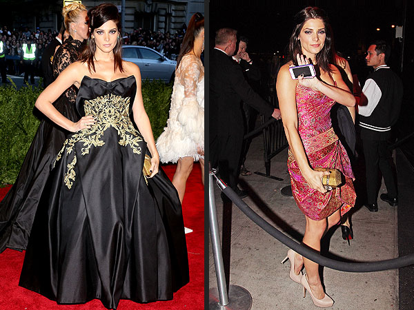 Ashley Greene Met Gala afterparty